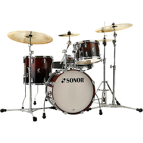 SONOR AQ2 Bop Maple 4-Piece Shell Pack Brown Fade
