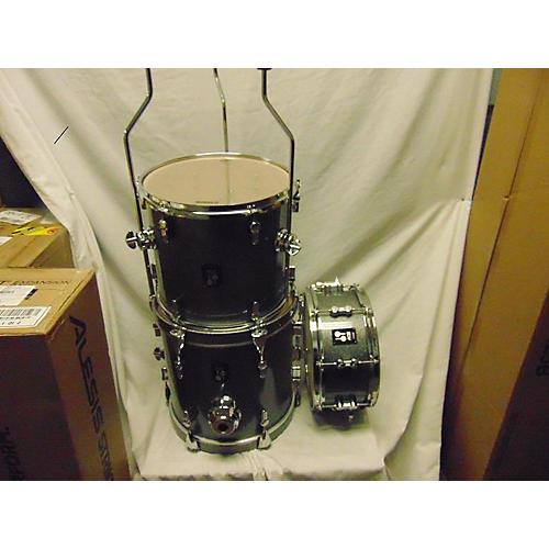 SONOR AQ2 Drum Kit TITANIUM SPARKLE
