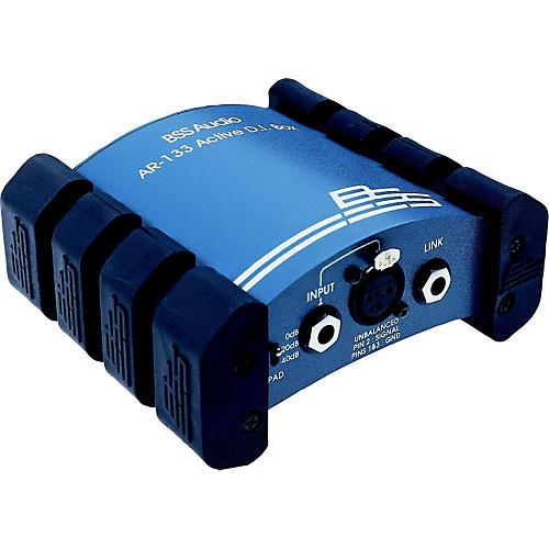 BSS Audio AR-133 Active DI Box