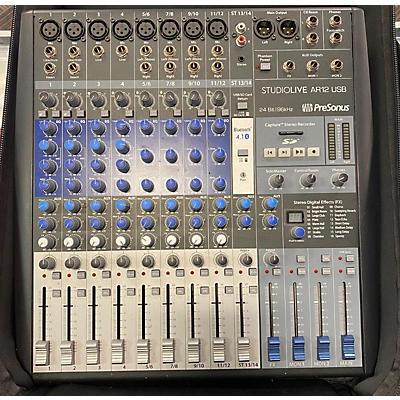 PreSonus AR12 Digital Mixer