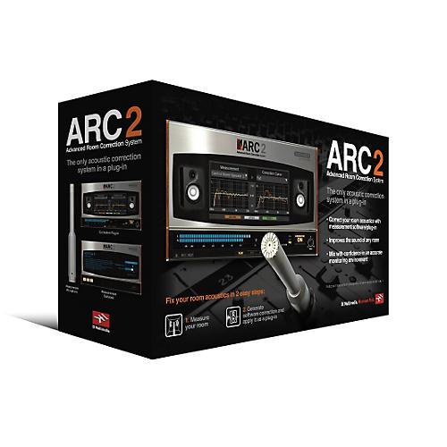 IK Multimedia ARC 2 Advanced Room Correction Software Plug-In