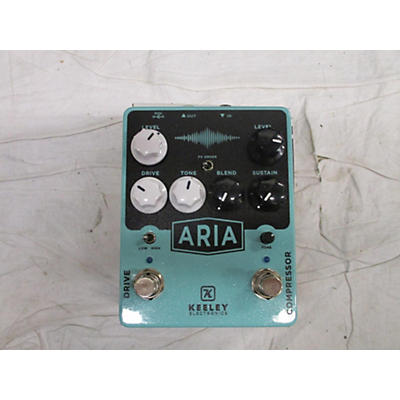 Keeley ARIA Effect Pedal