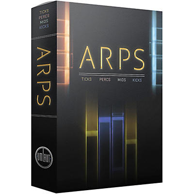 Umlaut Audio ARPS Simple Percussion Arpeggiator