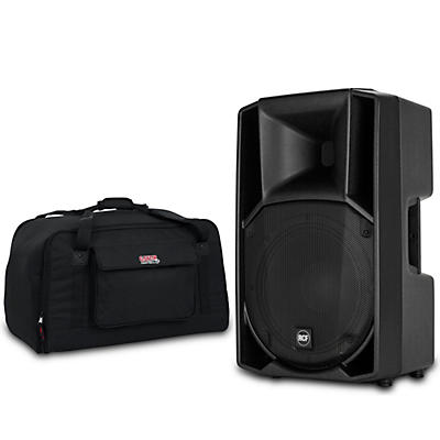 """RCF ART 712-A MK4 12"""" 1,400W Powered Speaker with Tote"""