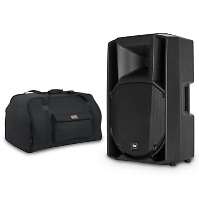 """RCF ART 745-A MK4 1,400W 15"""" Powered Speaker with Tote"""