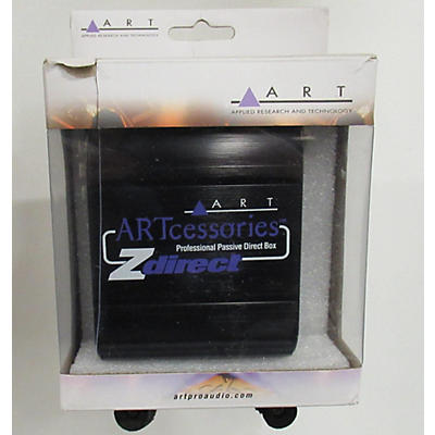 Art ARTcessories Zdirect Professional Passive Direct Box