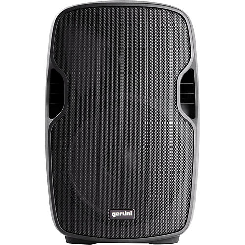 open box gemini as 08blu 8 in powered bluetooth speaker musician 39 s friend. Black Bedroom Furniture Sets. Home Design Ideas