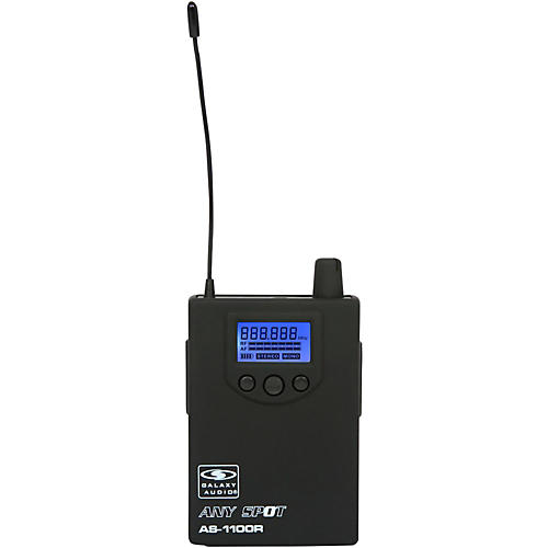 Galaxy Audio AS-1100 Receiver