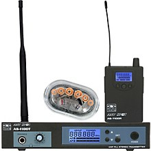 Open Box Galaxy Audio AS-1106 UHF Wireless Personal Monitor System
