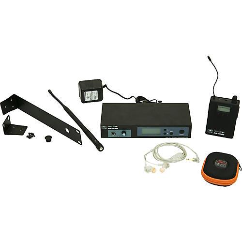 Galaxy Audio AS-1110 UHF Wireless Personal Monitor System