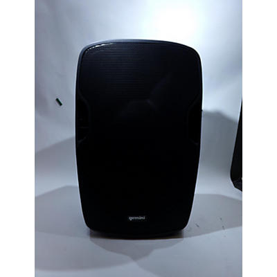 Gemini AS-1500BLU Powered Speaker