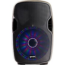 "Open Box Gemini AS-15BLU-LT 15"" Loudspeaker"