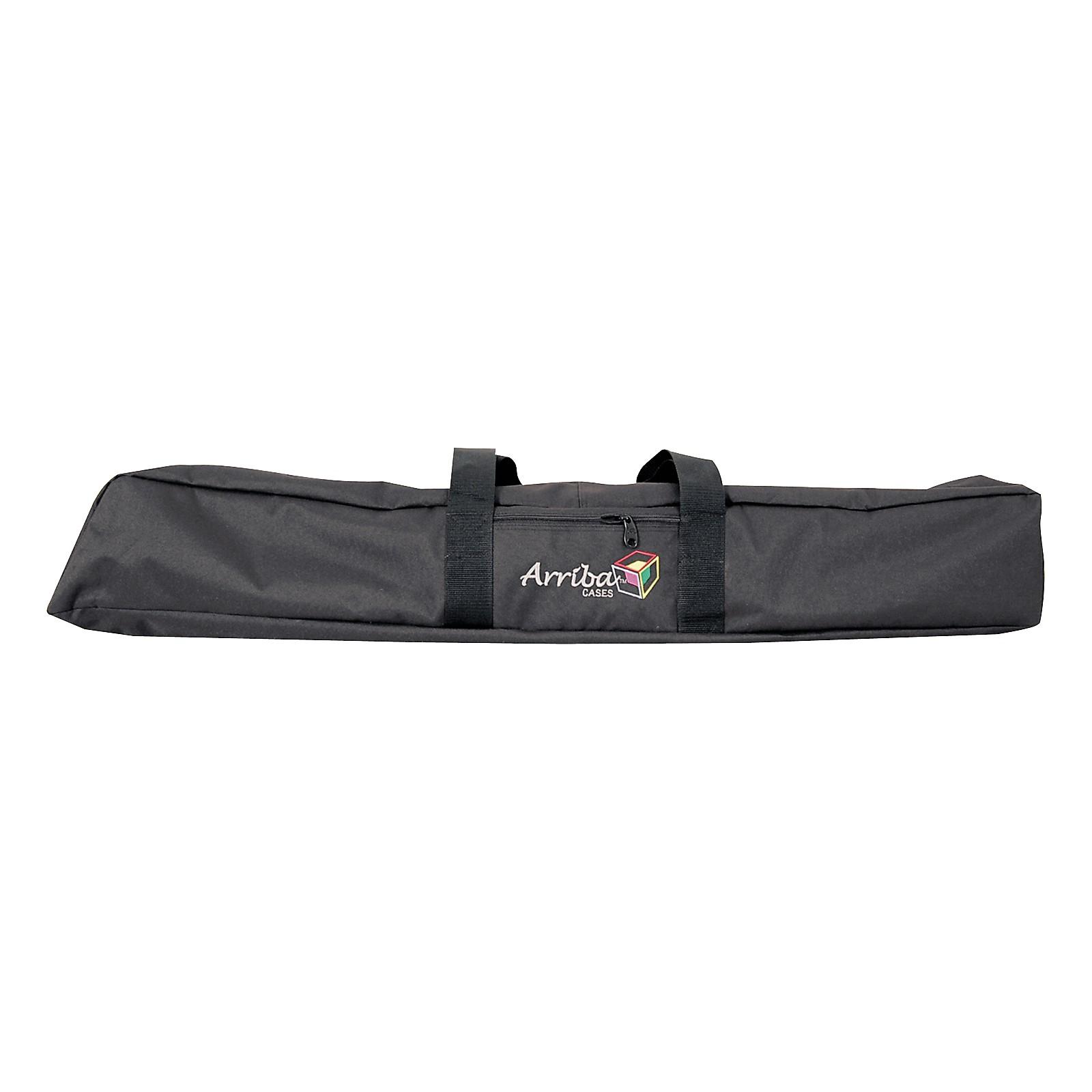Arriba Cases AS-171 Deluxe Tripod Speaker Stand Bag