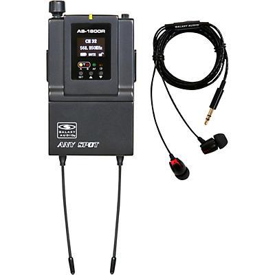 Galaxy Audio AS-1800 Wireless In-Ear Monitor Receiver