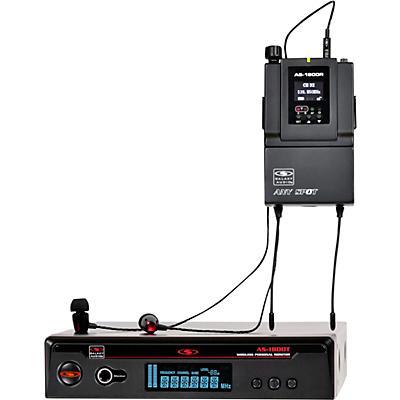 Galaxy Audio AS-1800 Wireless In-Ear Monitor System