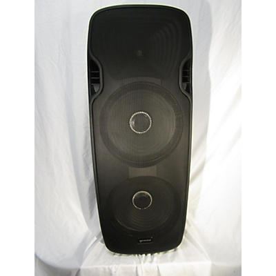 Gemini AS-215BLU-lT Powered Speaker