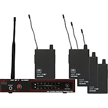 Open Box Galaxy Audio AS-900-4 Band Pack Wireless System