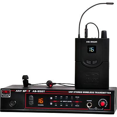 Galaxy Audio AS-950 Wireless In-Ear Monitor (Band N)