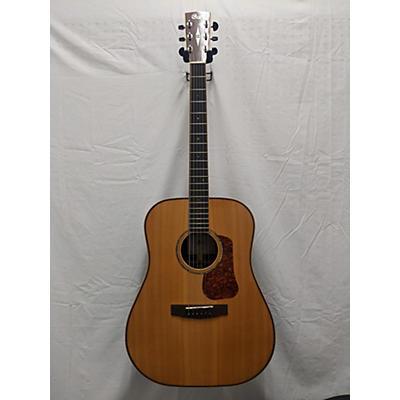 Cort AS-E5 NAT Acoustic Guitar