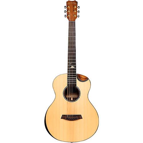 Islander AS-MG Mini Acoustic Guitar Natural