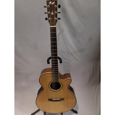 Cort AS S4 NAT Acoustic Electric Guitar