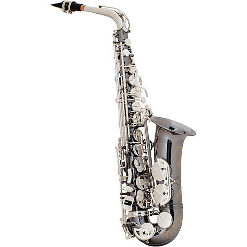 Selmer AS42 Professional Alto Saxophone Black Nickel