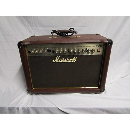 AS50D 50W 2X8 Acoustic Guitar Combo Amp