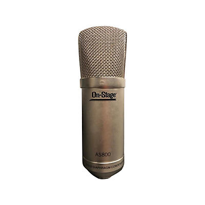 On-Stage AS800 Condenser Microphone