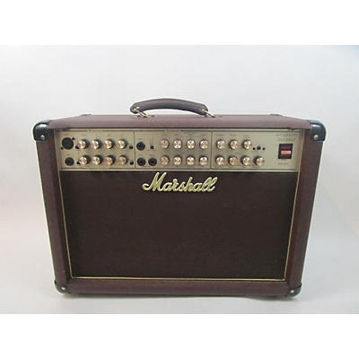 Marshall AS80R 120W Acoustic Guitar Combo Amp