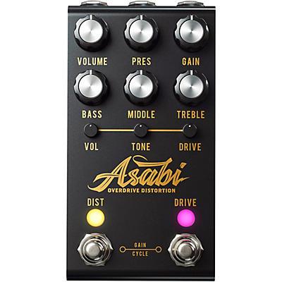 Jackson Audio ASABI Distortion Effects Pedal