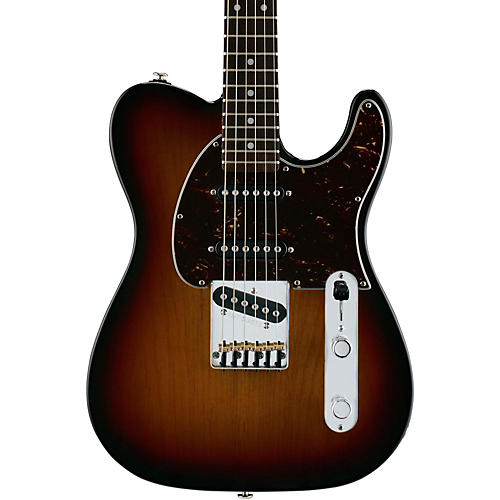 G&L ASAT Classic 'S' Electric Guitar Condition 1 - Mint 3-Color Sunburst