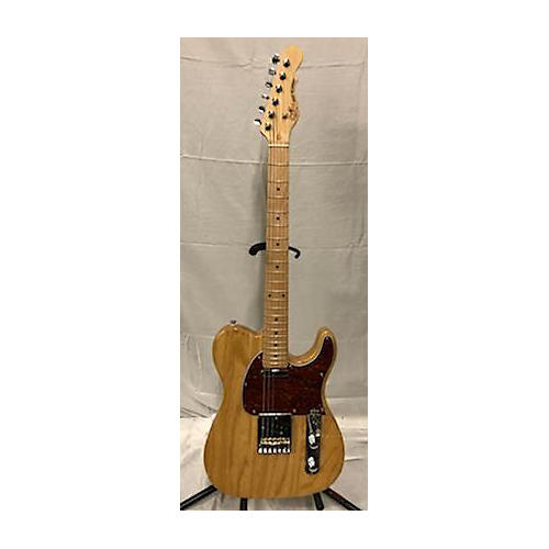 G&L ASAT Classic Solid Body Electric Guitar Natural