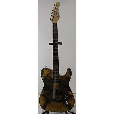 G&L ASAT Custom Shop Solid Body Electric Guitar