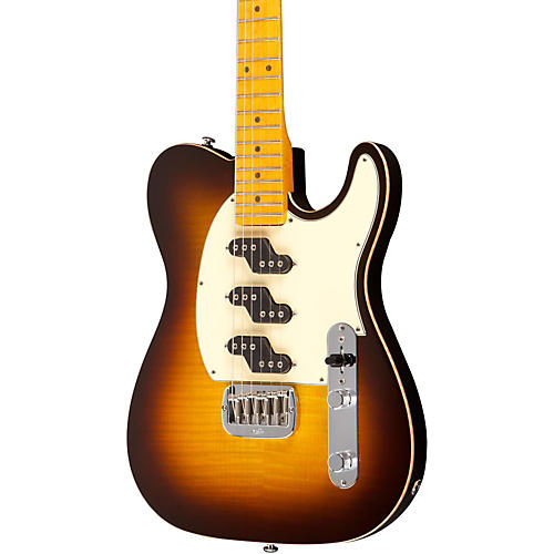 G&L ASAT Z3 Figured Maple Top Guitar