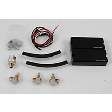 Open Box Basslines ASB-BO-4s Blackouts for Bass - Neck and Bridge Set