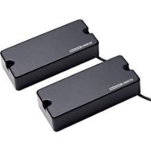 Open BoxBasslines ASB-BO-5s Blackouts for 5-String Bass - Neck & Bridge Set
