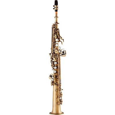 Allora ASPS-550 Paris Series Straight Soprano Sax