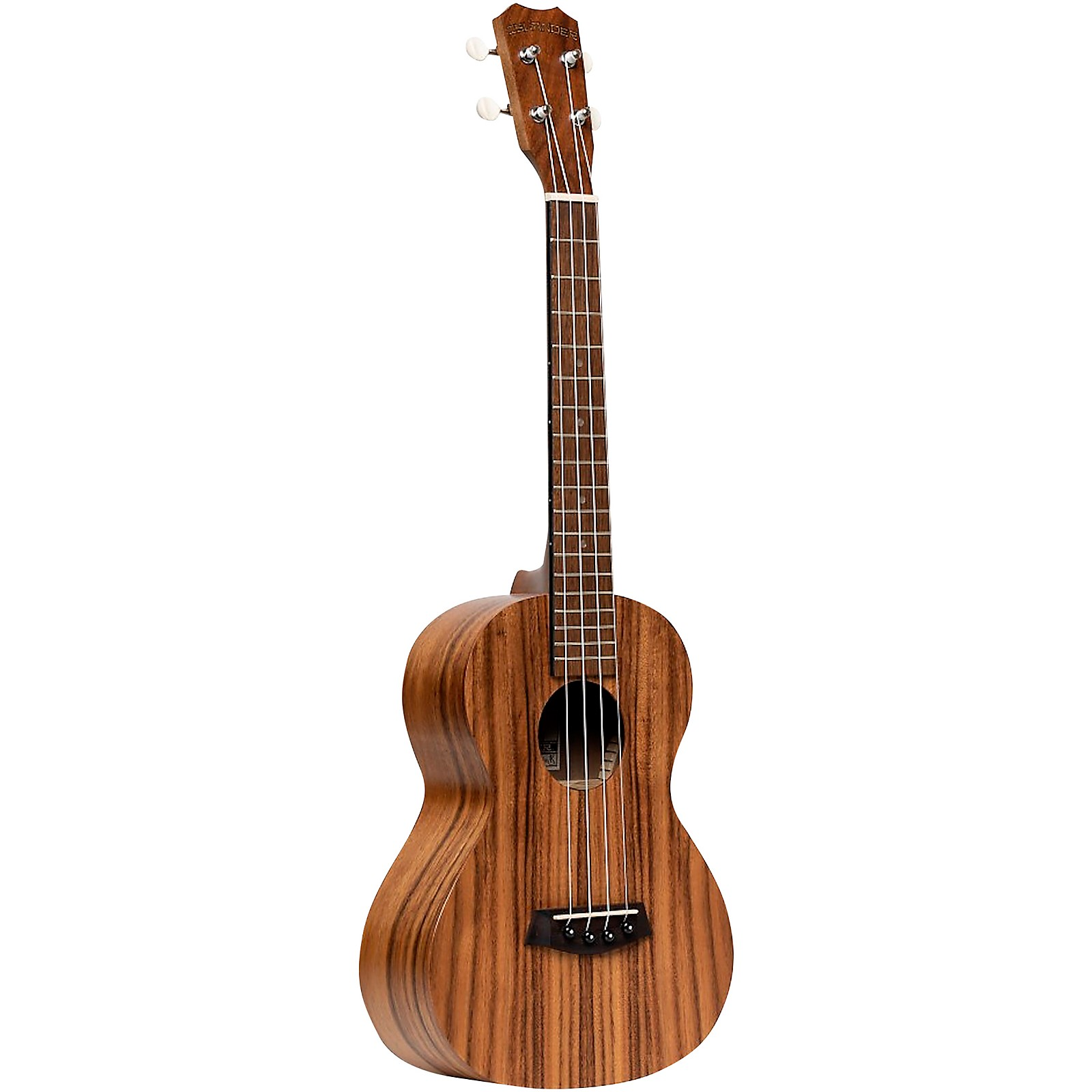 Islander AT-4 Acacia Traditional Tenor Ukulele