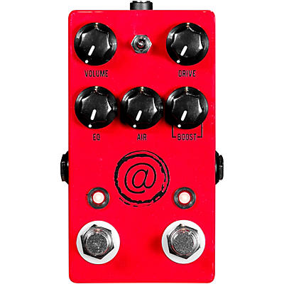 JHS Pedals AT+ Andy Timmons Signature Overdrive Effects Pedal