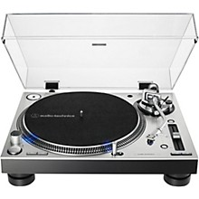 AT-LP140XP Direct-Drive Professional DJ Turntable Silver