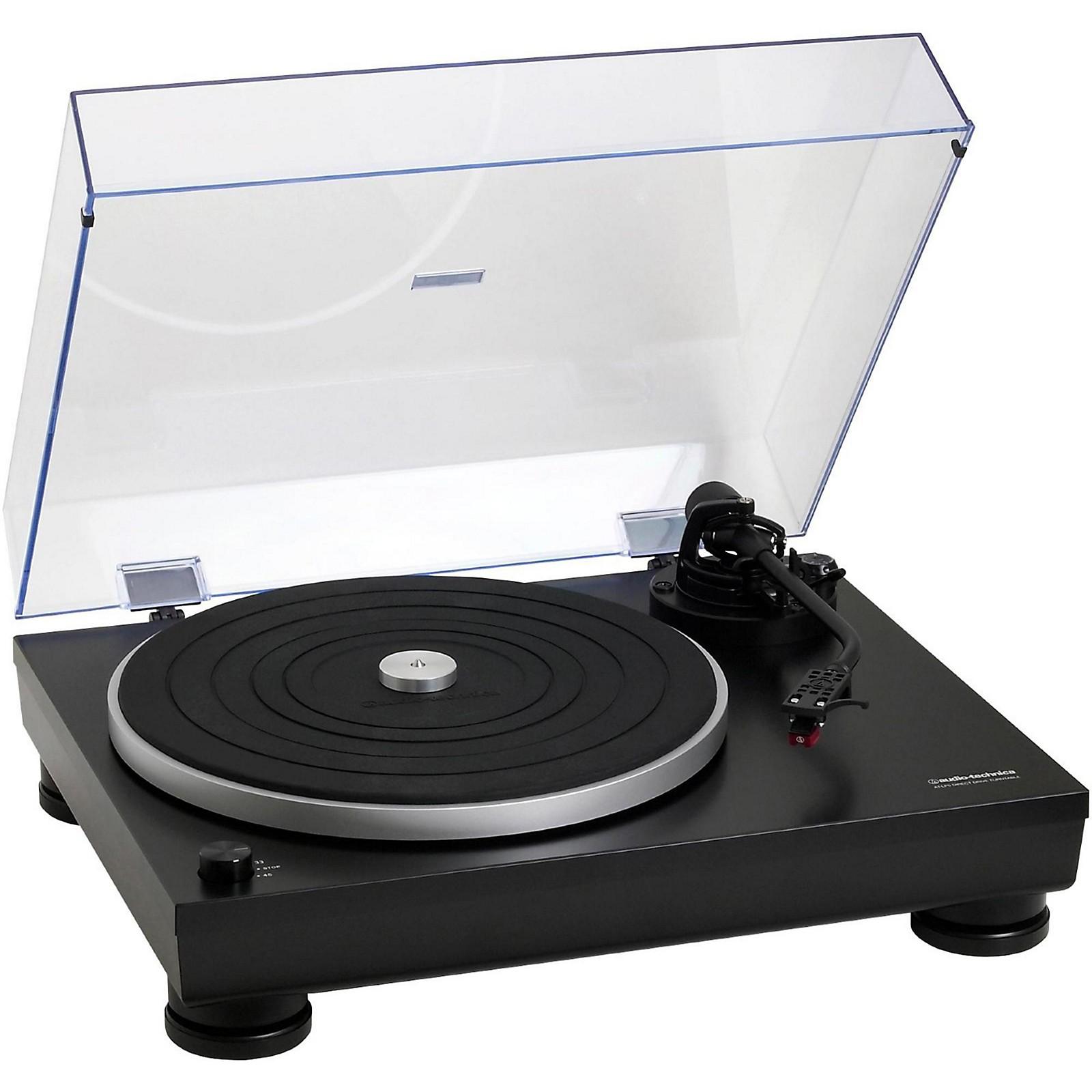 Audio-Technica AT-LP5 Direct-Drive Record Player