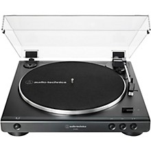 AT-LP60X Fully Automatic Belt-Drive Stereo Turntable Black