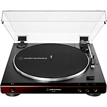 AT-LP60X Fully Automatic Belt-Drive Stereo Turntable Brown