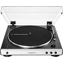 AT-LP60XBT Fully Automatic Belt-Drive Stereo Turntable with Bluetooth White