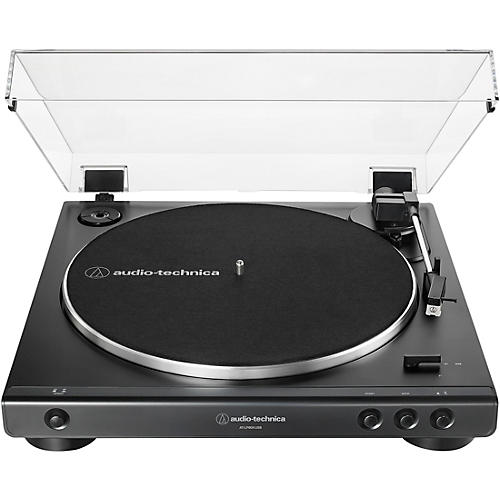 Audio-Technica AT-LP60XUSB Fully Automatic Belt-Drive Stereo Turntable with USB Output