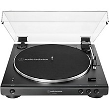 Open Box Audio-Technica AT-LP60XBT Fully Automatic Belt-Drive Stereo Turntable with Bluetooth