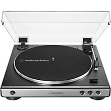 Open BoxAudio-Technica AT-LP60XUSB Fully Automatic Belt-Drive Stereo Turntable with USB Output