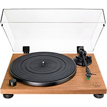 Audio-Technica AT-LPW40 Belt-Drive Walnut Turntable
