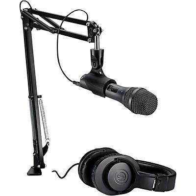 Audio-Technica AT2005USB Podcasting Studio Bundle