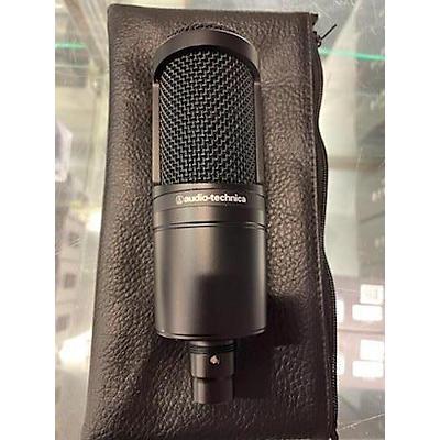 Audio-Technica AT2020 Condenser Microphone